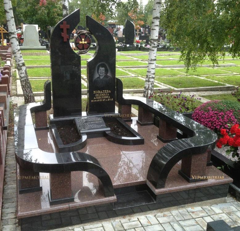 Памятники крест из гранита троекуровское фото изготовление памятников калининград фотогалерея