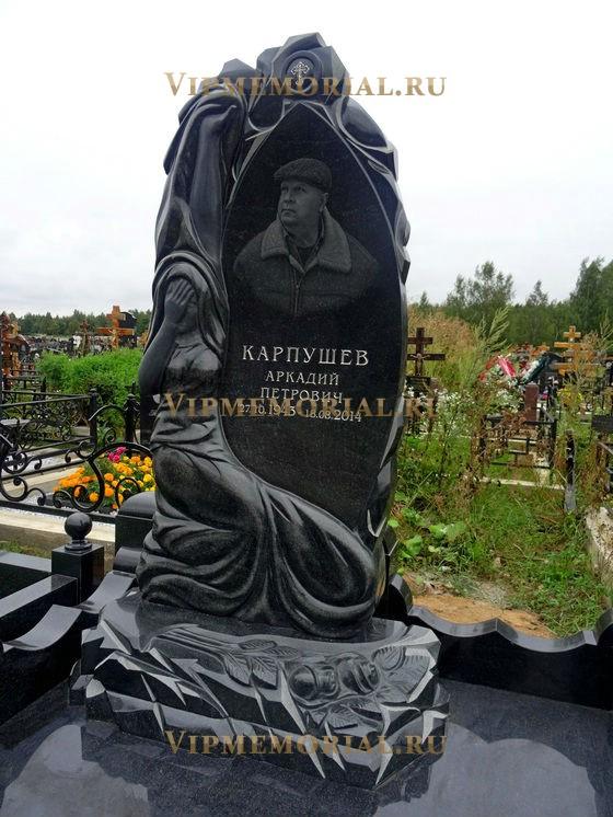 Гранитные памятники москвы скорбящая гранитный мастерские москве и области дешево